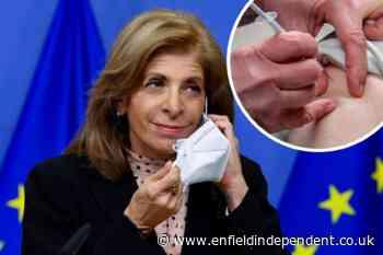 EU threatens export controls on Covid-19 vaccines