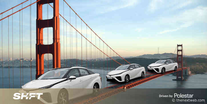Want to drive a hydrogen EV in the US? Move to California