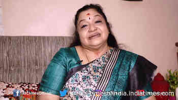 Veteran singer KS Chithra shares her gratitude for being conferred the Padma Bhushan