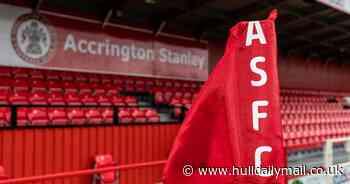 Accrington Stanley vs Hull City live from the Wham Stadium