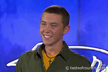 Remember Scotty McCreery's Incredible 'American Idol' Audition?