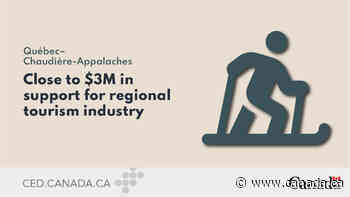 Tourism: A key sector in planning Québec and Chaudière-Appalaches regions' economic recovery
