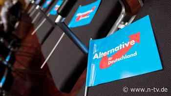 Klage gegen Verfassungsschutz: AfD erleidet Rückschlag vor Gericht