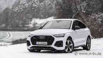 Selbstzünder zuerst: Audi Q5/SQ5 Sportback mit Diesel-Power