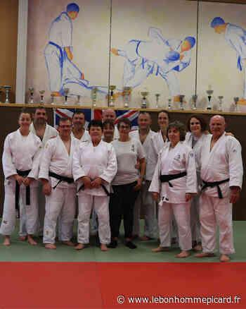 Mouy. Rendez-vous avec les judokas anglais - Le Bonhomme Picard