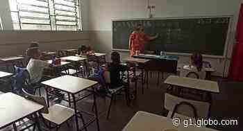 Após testar funcionários, Borborema retoma aulas presenciais nesta segunda-feira na rede municipal - G1