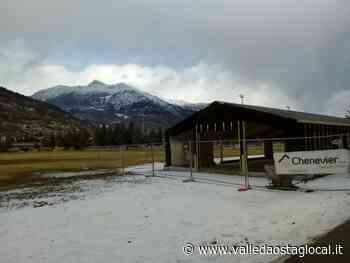 Gressan: A buon punto i lavori per il padiglione all'area Les Iles - Valledaostaglocal.it