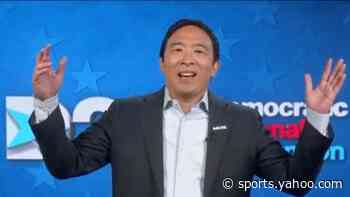 NYC mayoral candidate Andrew Yang reveals the 'last straw' that broke his Knicks fandom