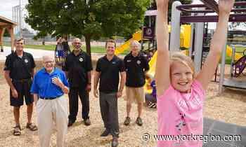 News Nobleton Community Sports Park renovation on time, under budget - yorkregion.com