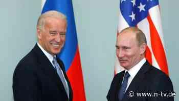 Abrüstungsvertrag verlängert: Kreml verkündet Einigung zu New Start