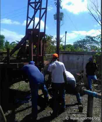 Yaracuy: 6 pozos que surten agua al casco de Chivacoa estan operativos - Aporrea