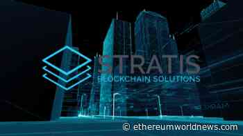 Stratis(STRAT) is About to Become a big player in the Crypto Market! - Ethereum World News - Ethereum World News
