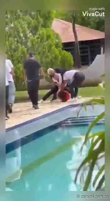 Durante una discusión, un hombre agredió e intentó ahogar a su expareja - Caracol Radio
