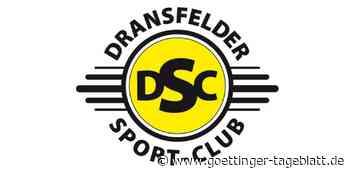 DSC Dransfeld bietet Mitgliedern eine Beitragsrückerstattung - Göttinger Tageblatt