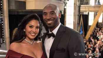 """""""Vermisse sie so sehr"""": Vanessa Bryant gedenkt Kobe und Gianna"""