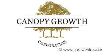 Canopy Growth to Report Third Quarter Fiscal 2021 Financial Results on February 9, 2021