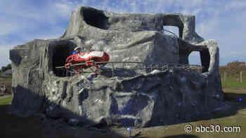 This Napa-based family built Disneyland's Matterhorn roller caster in their backyard
