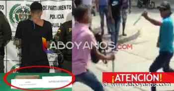 Adolescente mató a cuchillo a joven en Isnos-Huila - Laboyanos.com