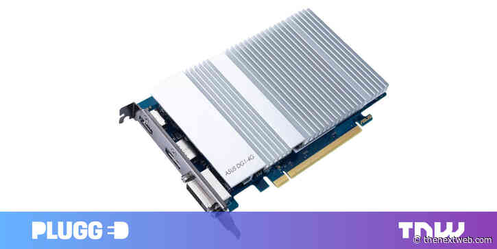 Intel now sells desktop graphics cards, but don't get your hopes up