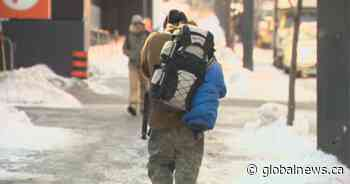 Coronavirus: Quebec Superiour Court rules in favour of curfew exemption for homeless - Globalnews.ca