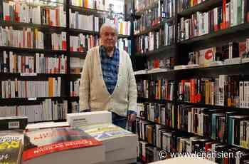 Ermont : A 78 ans, le libraire Pierre Lecut reste à la page - Le Parisien