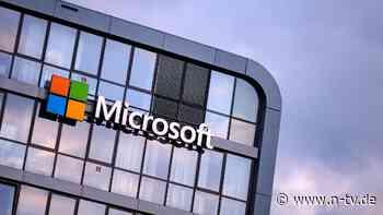 Auch Xbox läuft prächtig: Microsoft boomt dank Cloud-Geschäft