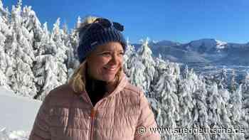 Tourismuschefin aus Oberstaufen im Interview - Süddeutsche Zeitung