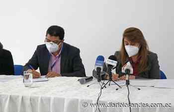 Patronato Municipal de Latacunga firma convenio de cooperación con Hospital Provincial - Diario Los Andes