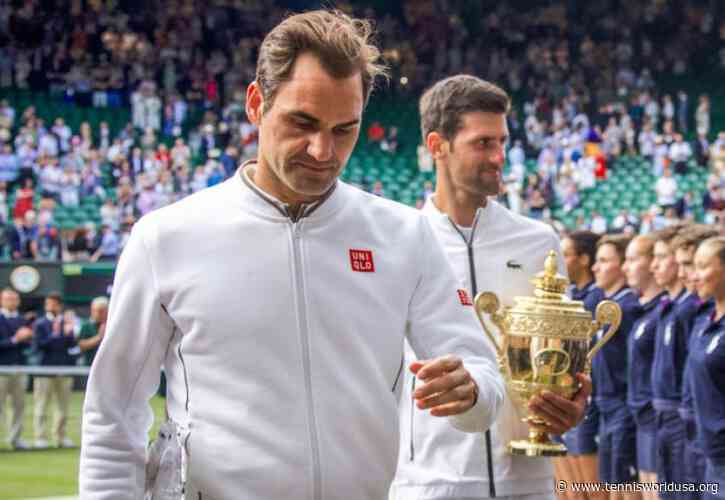 'Roger Federer doesn't question it', says French ace