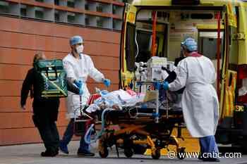 Coronavirus news for Jan. 26 - CNBC