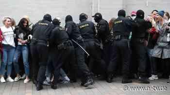 Lage in Belarus katastrophal: Demonstranten gefoltert und getötet