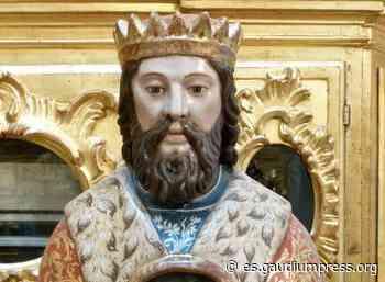 Gaudium news > San Eduardo el confesor, desterrado, gran rey, su cuerpo estaba incorrupto - es.gaudiumpress.org
