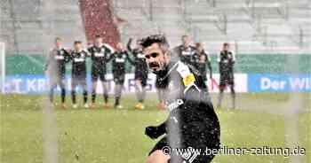 DFB-Pokalsensation Fin Bartels: Das späte Glück des Heimatverbundenen - Berliner Zeitung