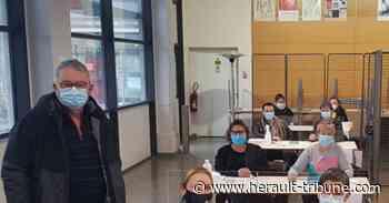 SERIGNAN - Distribution des bons d'achat pour les seniors - Hérault-Tribune
