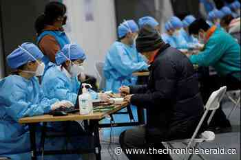 China injects more than 22 million doses of coronavirus vaccines - TheChronicleHerald.ca
