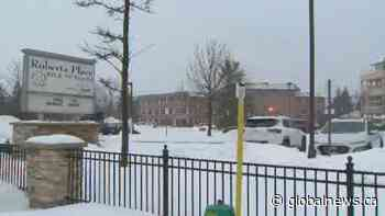 Coronavirus: 97 cases at Barrie long-term care home likely UK COVID-19 variant   Watch News Videos Online - Globalnews.ca
