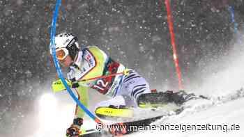 Ski-Krimi beim Nachtslalom: Österreicher machen Sieg in Schladming unter sich aus - DSV-Ass Straßer strauchelt
