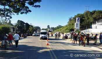 Muerto en siniestro vial en cercanías de San Juan Nepomuceno - Caracol Radio