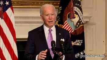 Coronavirus: Biden says US will be able to vaccinate all Americans by end of summer   Watch News Videos Online - Globalnews.ca