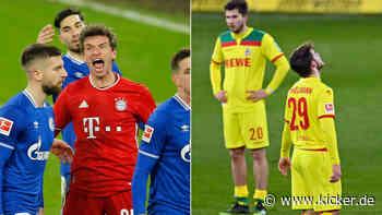FC Bayern enteilt an der Spitze - Köln landet hart - kicker
