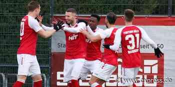 Fortuna Köln siegt mit 2:0 beim SV Straelen in der Regionalliga - EXPRESS