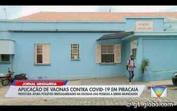 Prefeitura de Piracaia demite três e investiga 'fura-fila' de vacina na Santa Casa - G1