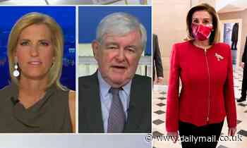 Newt Gingrich calls Nancy Pelosi 'the most destructive speaker in history'