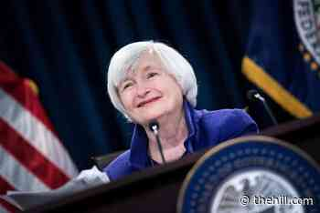 Yellen thanks rapper behind Hamilton-style song about her: 'Your tune is money' | TheHill - The Hill