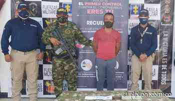 Migración expulsó a militar venezolano detenido en La Jagua de Ibirico - ElPilón.com.co