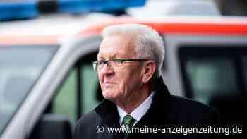 Markus Lanz (ZDF): Ministerpräsident Kretschmann gerät ins Corona-Schwimmen