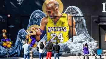 """""""Ich vermisse dich, Bruder"""": So bewegend trauert L.A. um Kobe Bryant"""