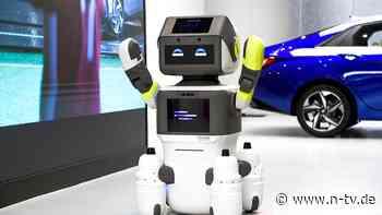 R2-D2 lässt grüßen: DAL-e - Kundendienstmitarbeiter bei Hyundai