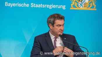 """Corona-Lockdown in Bayern vor Verlängerung: Söder rechnet mit Regierung ab - """"billig und feige""""-Vorwürfe folgen"""