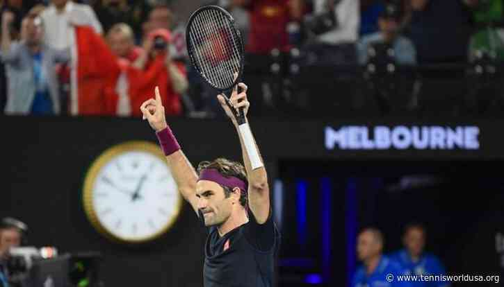 'Roger Federer, Nadal, Djokovic have a presence that...', says ATP ace